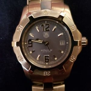 Tag Heuer 2000 Exclusive WN1318.BA0333